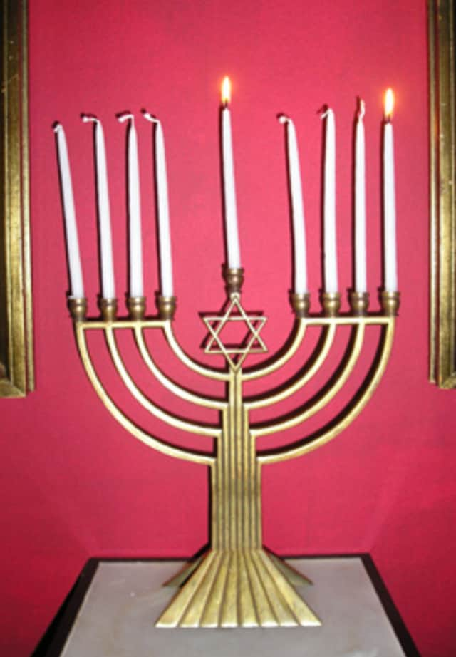 Hanukkah begins this weekend in Rye and Port Chester.