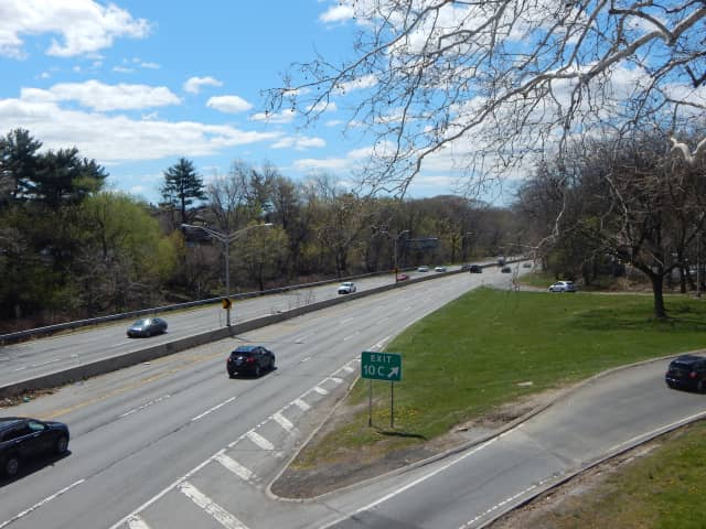 Parts of the northbound Bronx River Parkway will be closed between the Sprain Brook Parkway and the Westchester County Center this week.