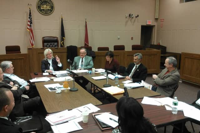 The Cortlandt Town Board meets this week to discuss current issues in the town.
