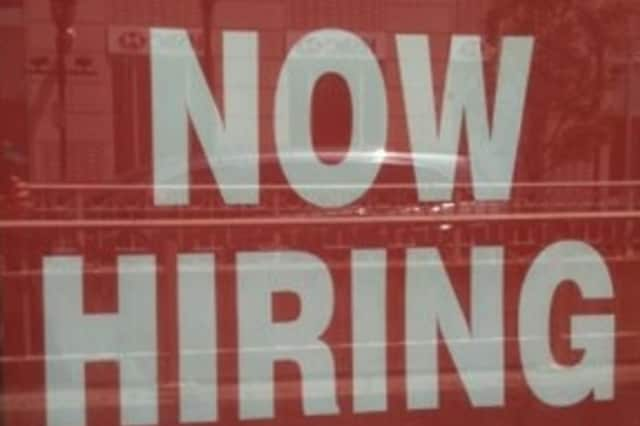 Jobs are available in the Peekskill area.