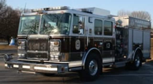 Harrison firefighter Charles Giacomo has resigned.