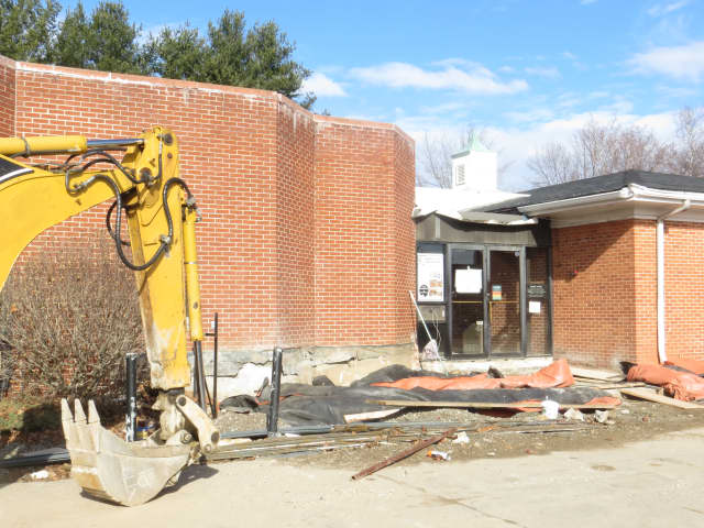 The Harrison Public Library will recieve $32,438 for Community Room improvements.