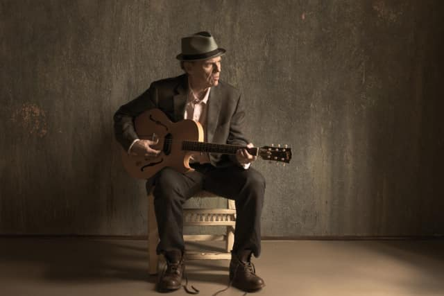 John Hiatt and his band will perform at the Klein Playhouse on Saturday, Aug. 29.