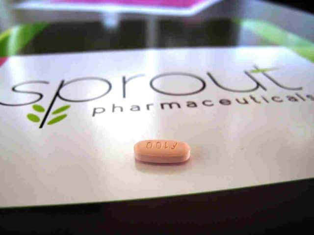 Addyi from Sprout Pharmaceuticals has won approval from the U.S. Food and Drug Administration.