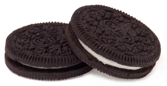 GOP presidential candidate Donald Trump has sworn off eating Oreo cookies.