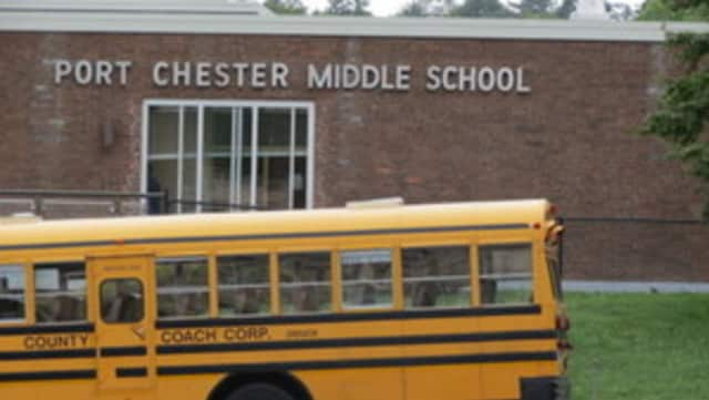 A new addition would be added to Port Chester Middle School so that all fifth graders can be taught together there. On Dec. 1, residents will be asked to approve $63 million in renovations including an addition and new gymnasium at the high school.