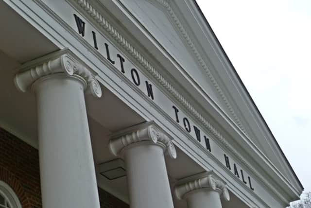 The lottery for ballot placement will take place at Wilton Town Hall.