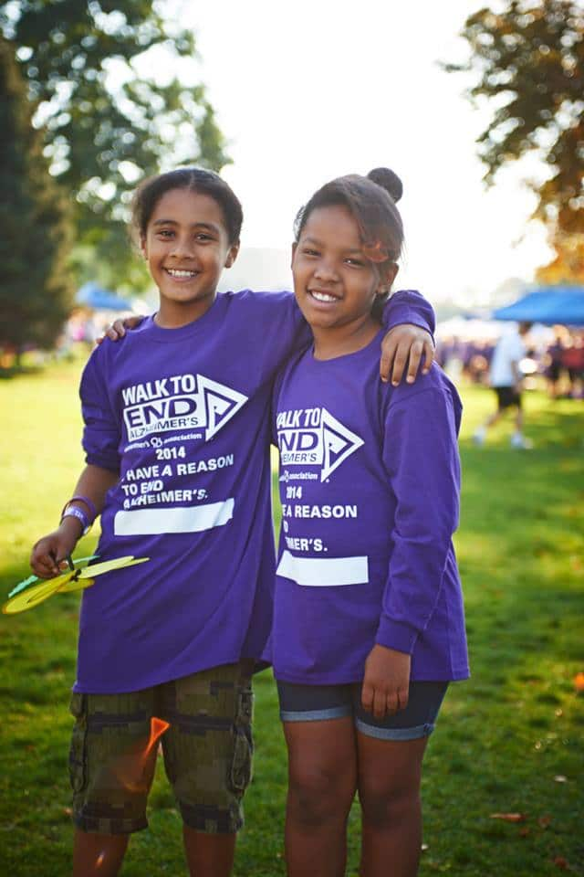 Companions & Homemakers is recruiting participants to join in the Walk to End Alzheimer's.