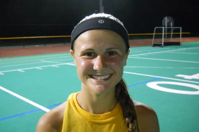 Senior Gianna Bensaia, who led Lakeland High field hockey to its fourth consecutive New York State Class B title, is The Yorktown Daily Voice Student-Athlete of the Month.