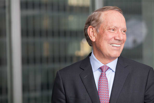 Former New York Gov. George Pataki is in the middle of a presidential run.
