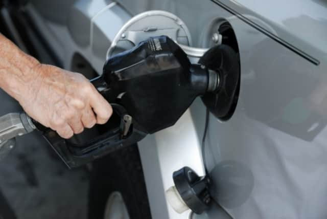 Gas prices are lower than they were last week in Connecticut, but still much higher than they were a year ago.
