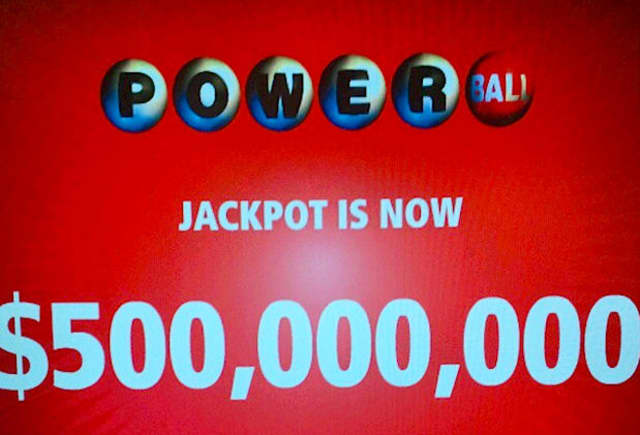 Greenburgh residents crossed their fingers for the Powerball Jackpot in November, which reached more than half a billion dollars.