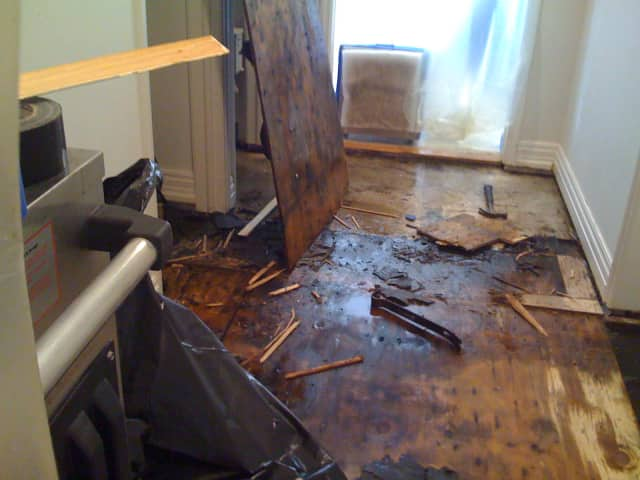 Water damage in the home can be a frustrating experience.