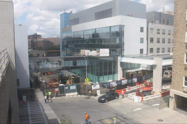 White Plain Hospital's renovations are set to be finished next month, capping nearly three years of improvements.
