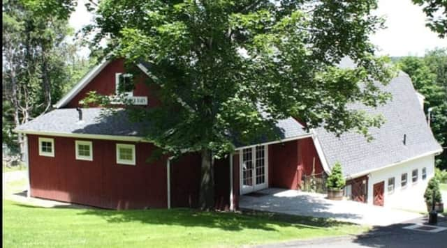 The Ridgefield Theatre Barn is at 37 Halpin Lane.