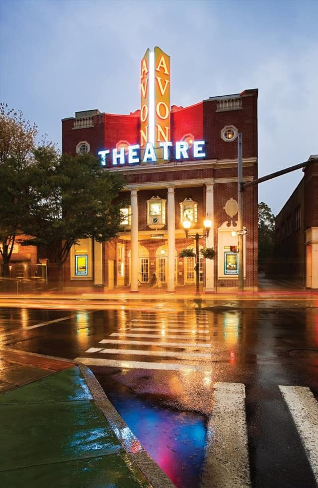 """The Avon Theatre in Stamford will present a free screening of """"The Pursuit of Endurance."""""""