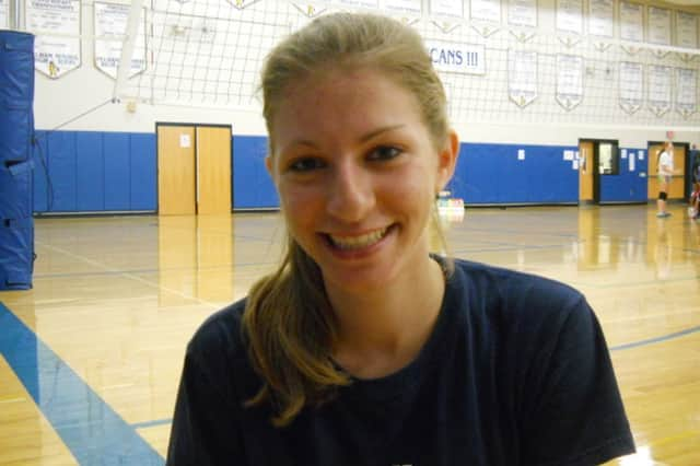 Senior volleyball standout Helen Gandler has been selected The Pelham Daily Voice Student-Athlete of the Month.