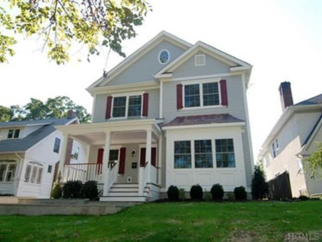 There are three open houses in Mamaroneck this weekend.