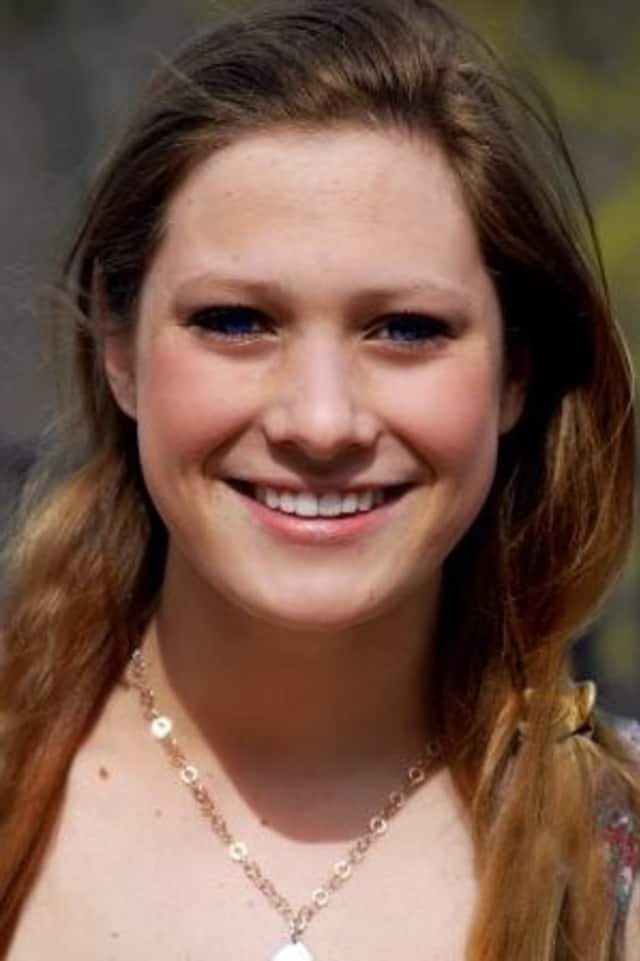 New Canaan swimmer Maddie Rusch was named The Daily Voice Athlete of the Month.