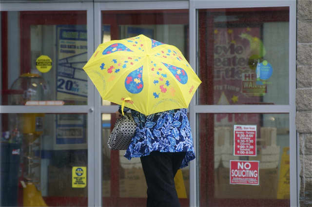 Keep those umbrellas handy, because Fairfield County could see a few days of rain this week.