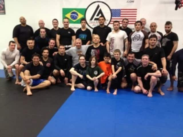 Mixed martial artists from Gracie Thornwood will host a tournament.