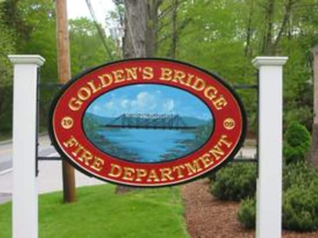 The Goldens Bridge Fire District was one of three districts in Lewisboro to hold elections Tuesday.