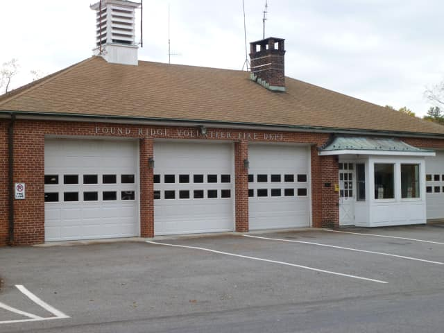 The Pound Ridge Fire District re-elected Robert Meyer to the Board of Fire Commissioners.