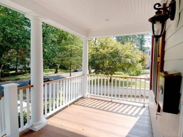 There is an open house Saturday and two more Sunday in Mamaroneck.