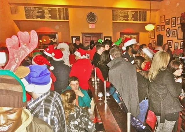 The Santas return to Peekskill for Santa Con 2012 Saturday.