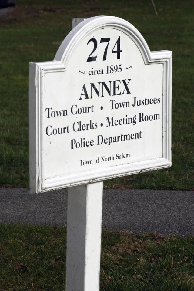 The North Salem Planning Board meets Wednesday in the Town Hall Annex.