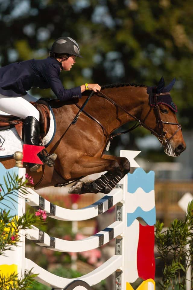 Grand Prix competitor Hillary Dobbs has joined the coaching staff at North Salem's Old Salem Farm.