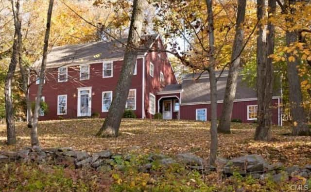 This single family home on Ivy Hill Road in Ridgefield will have an open house Sunday Dec. 16 from 1 to 3 p.m.