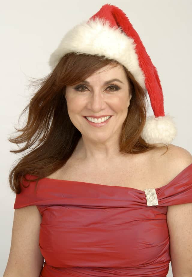 Tony Award winner Debbie Gravitte will bring her holiday show to the Ridgefield Playhouse on Friday night.