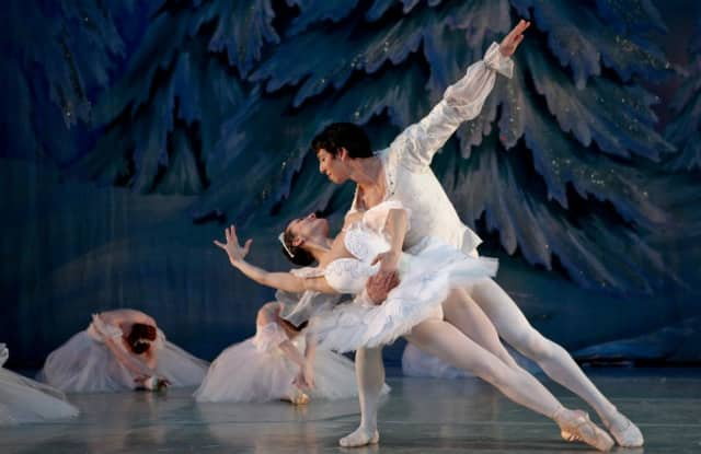 """The Westchester Ballet Company's """"Nutcracker"""" features dozens of Ossining and Briarcliff Manor dancers."""
