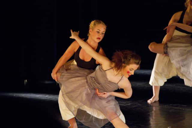 A dance performance is one of the many things happening this week in Bronxville.
