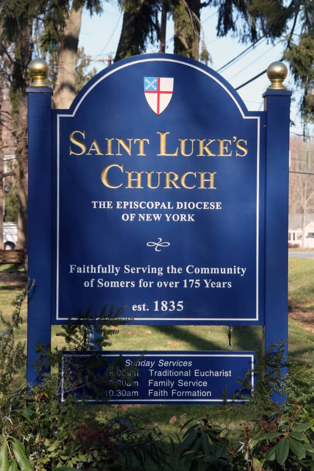 St. Luke's Episcopal Church is hosting its annual harvest festival and tag sale Saturday, Oct. 3, at Bailey Park in Somers.