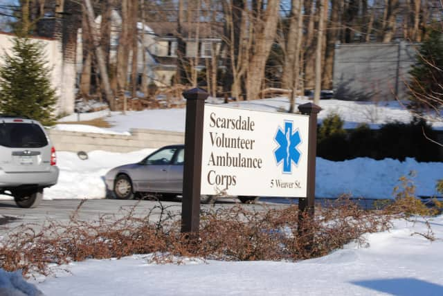 The Scarsdale Volunteer Ambulance Corps.is offering a five-month emergency medical technician certification course starting in January.
