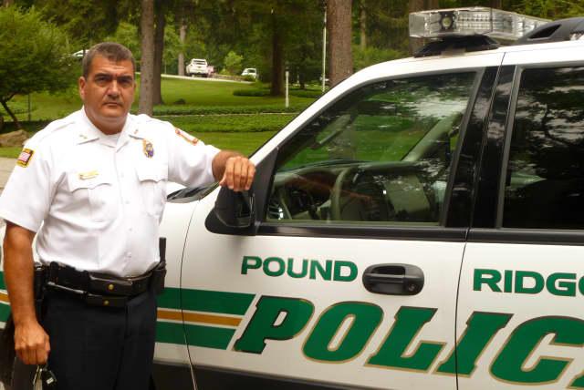 Pound Ridge Police Chief Dave Ryanne.