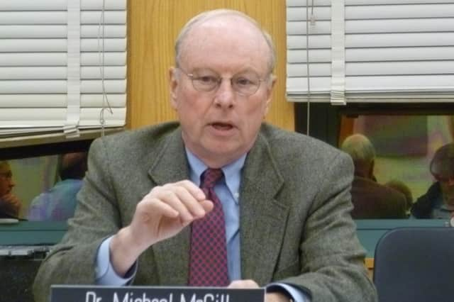 Scarsdale Superintendent of Schools Michael McGill sent out a letter to parents in response to the Connecticut shootings.