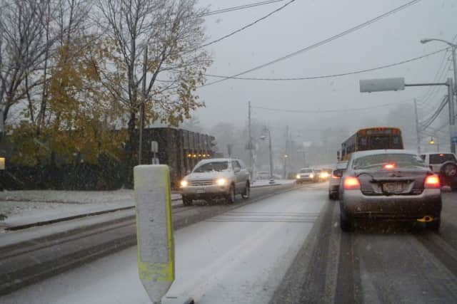 Wintry weather can create dangerous icy roads on New York's roadways.