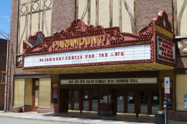 The closing of the Paramount Theater made our Top Stories of 2012 list.