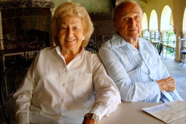 Murray Levy and his wife, Frances Levy, was a member of the Pound Ridge ZBA until his death at age 95.