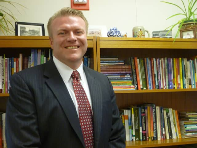 Irvington Superintendent Kristopher Harrison joined the school district in 2012.