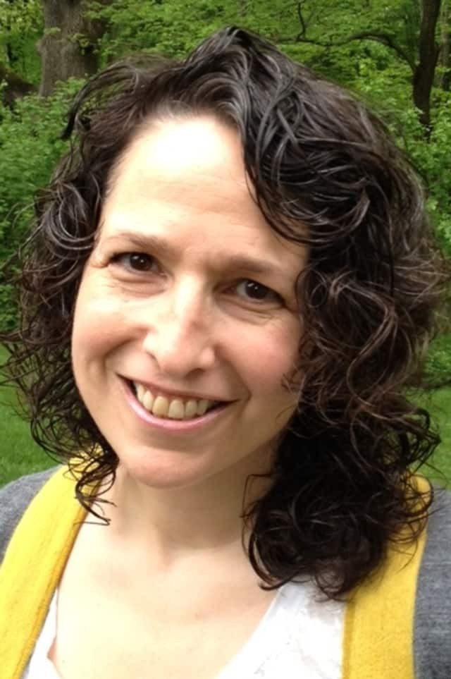 Lee Goldstein, a writer and editor who has two girls at Pound Ridge Elementary School, was elected to her first term on the school board.
