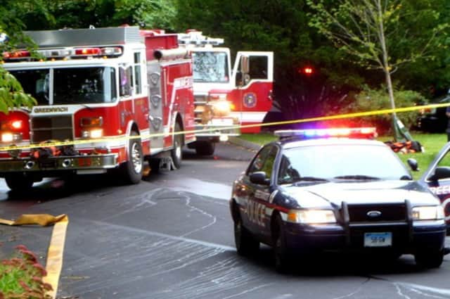 A fire that killed a man and severely injured his mother on Havemeyer Lane is one of the top Greenwich stories of 2012.