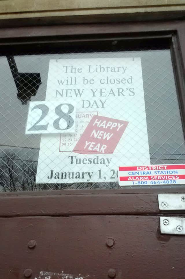 Residents are concerned that budget cuts could force the Mount Vernon Public Library to close next year.