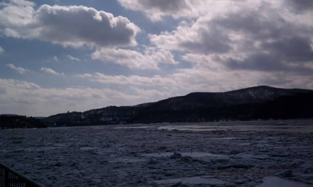 Several brave souls will take to the icy Hudson River in Peekskill on New Year's Day to raise money for the This Is Me Foundation.