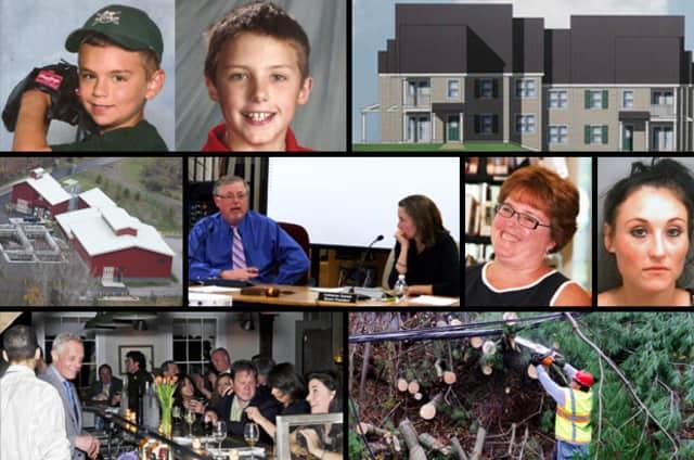 The North Salem Daily Voice recaps North Salem's top stories of 2012.