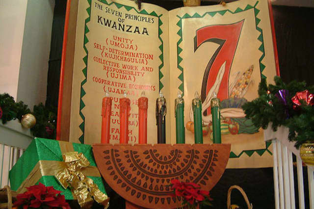 Kwanzaa: A Celebration of (NIA) Purpose is set for Dec. 30 at the Mount Vernon Public Library.