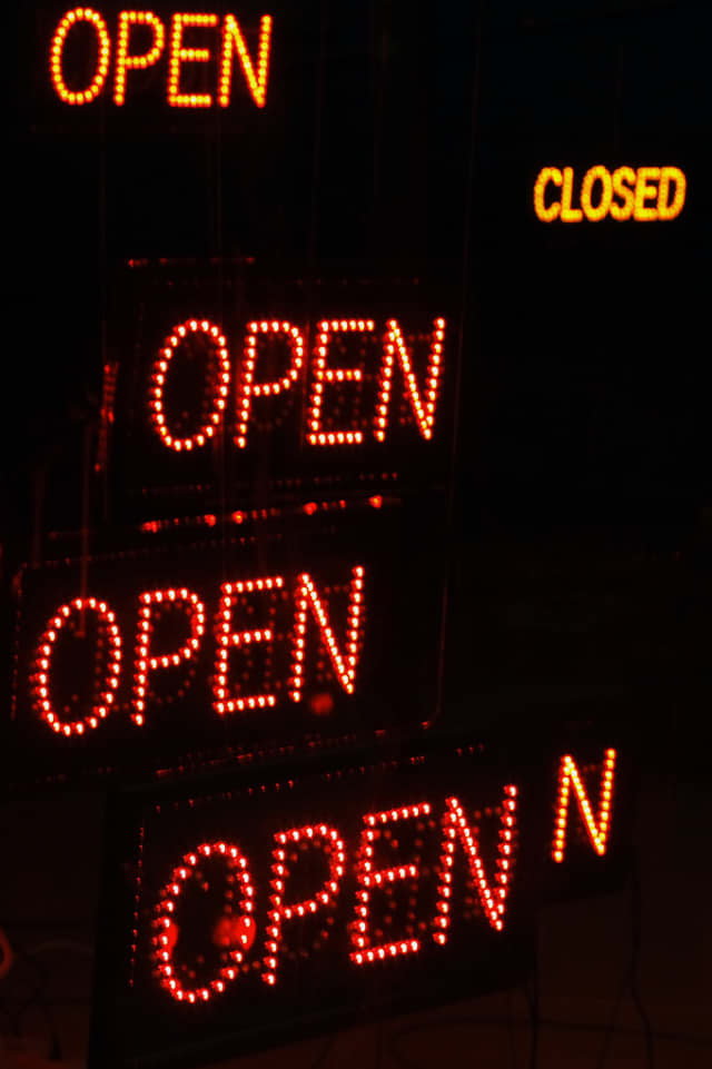 Here is a list of what's open and closed around Somers on New Year's Eve and New Year's Day.